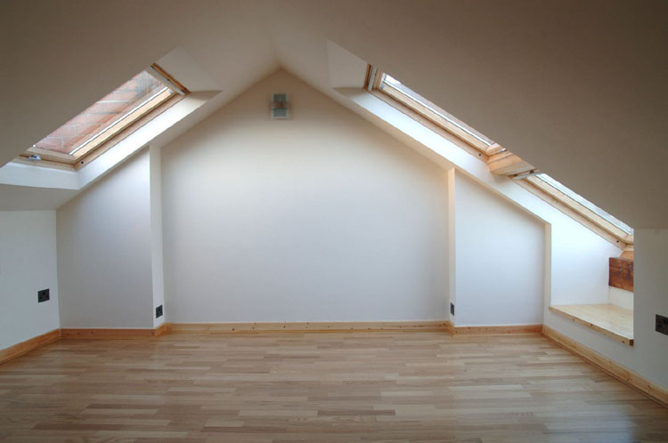 Andy bell diy loft conversion for How to make a loft room