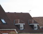 loft conversion with small dormers