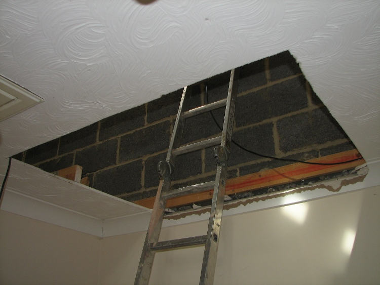Example Loft Conversion Staircase