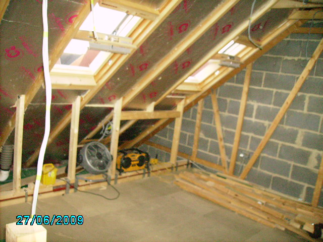 Woodbase Loft Conversion